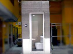 Ванна кімната за декілька годин: нова технологія 3D-друку