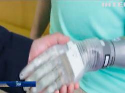 Створено унікальний протез «Рука Люка»