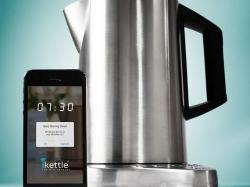 iKettle WiFi Kettle Can Be Controlled Using Smartphone