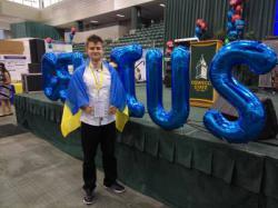 Винахід для очищення води приніс учневі МАН «золото» на міжнародній олімпіаді GENIUS (CША)