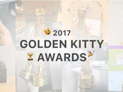 Три українські стартапи отримали премію Golden Kitty Awards 2017