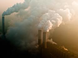 Учені створили порошок, який уловлює вуглекислий газ із викидів фабрик та електростанцій